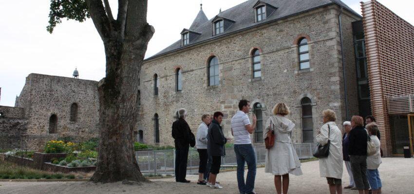 Visite musée - château adultes