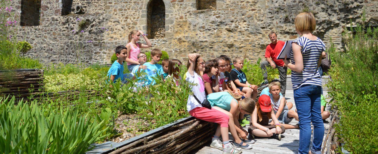 ateliers primaires jardin