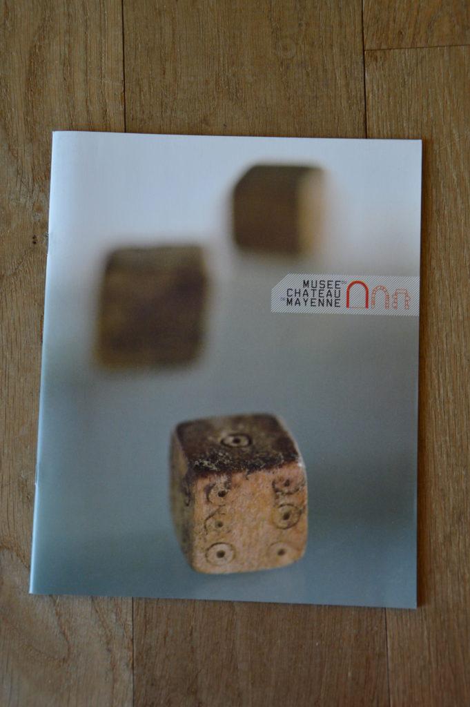Brochure du musée du château de Mayenne