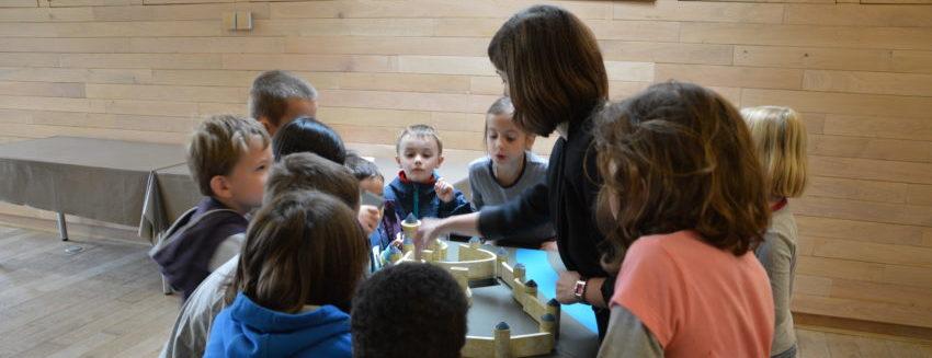 ateliers maternelles - du bon sens au chateau