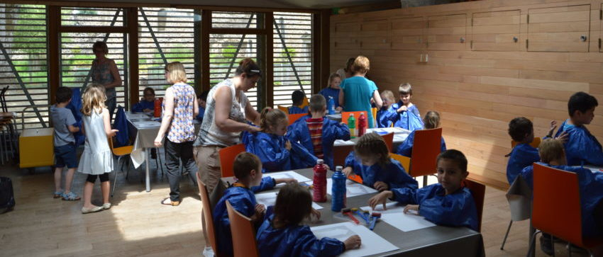 dossiers pédagogiques - ateliers